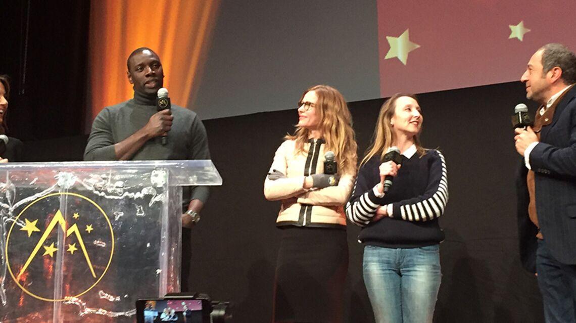 Festival de l'Alpe d'Huez: Omar Sy: «Je suis président, je vais dictater»