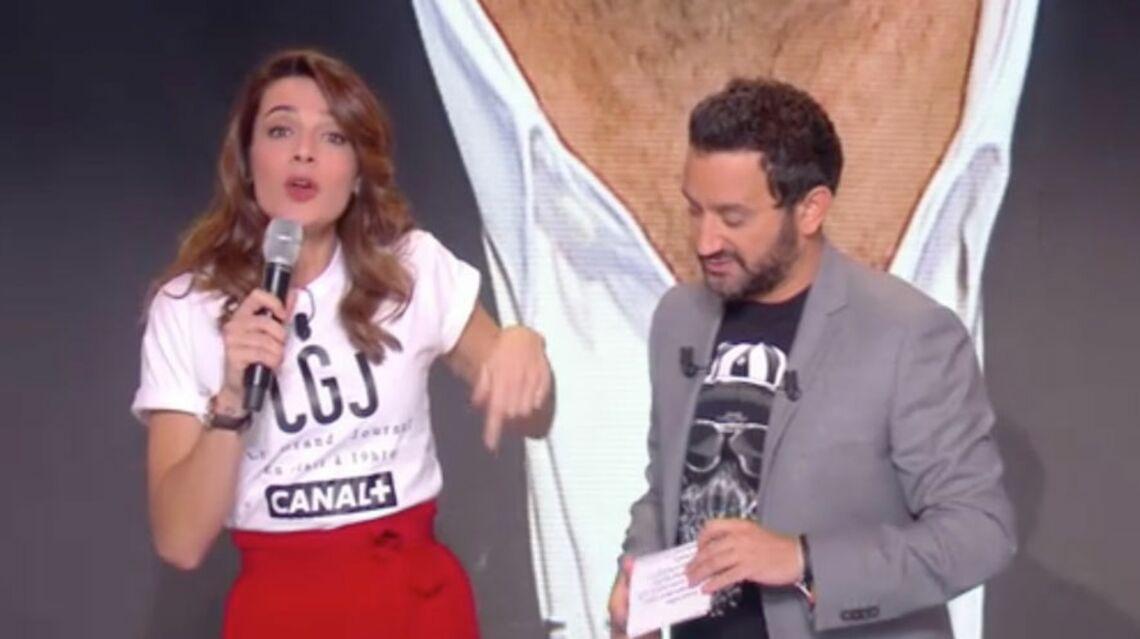 VIDEO – TPMP: Cyril Hanouna joue la Miss Météo à la place d'Ornella Fleury