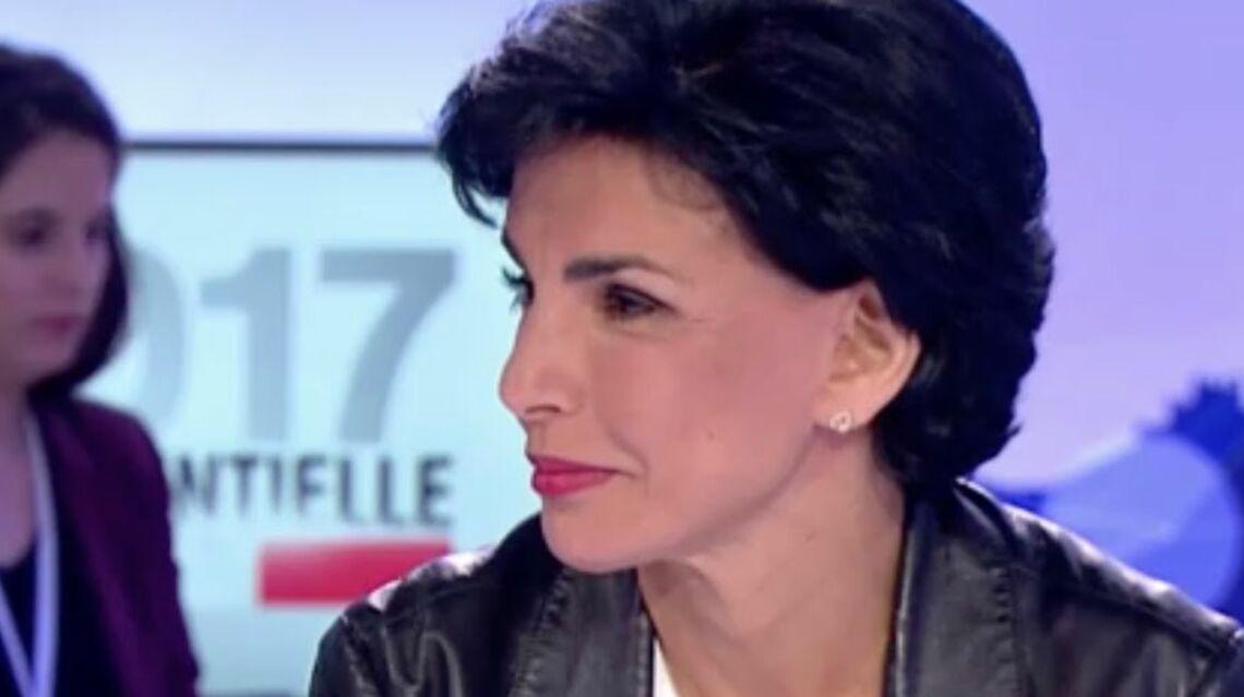 VIDEO – Rachida Dati trop bavarde… l'ancienne ministre réprimandée par Léa Salamé