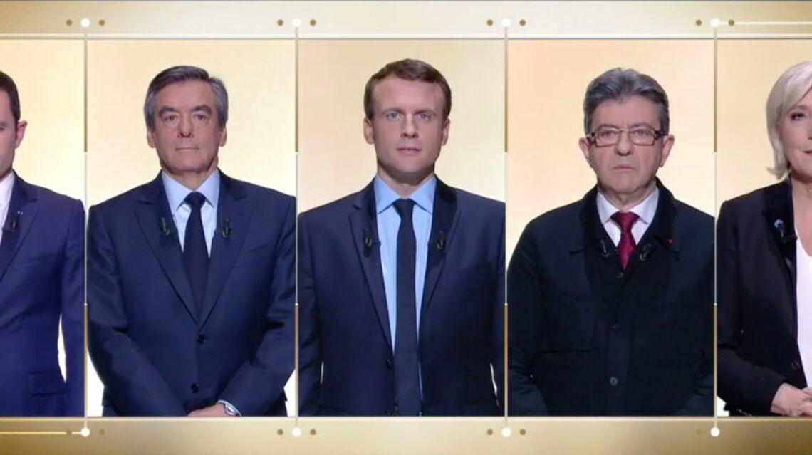 VIDEO – Premier débat présidentiel: les 5 punchlines à retenir