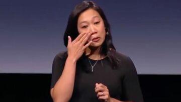 VIDEO – L'épouse de Mark Zuckerberg, Priscilla Chan, pleure d'émotion lors d'une conférence