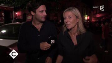 VIDEO – Quand François Hollande plaisante avec Claire Chazal de sa petite phrase sur Emmanuel Macron