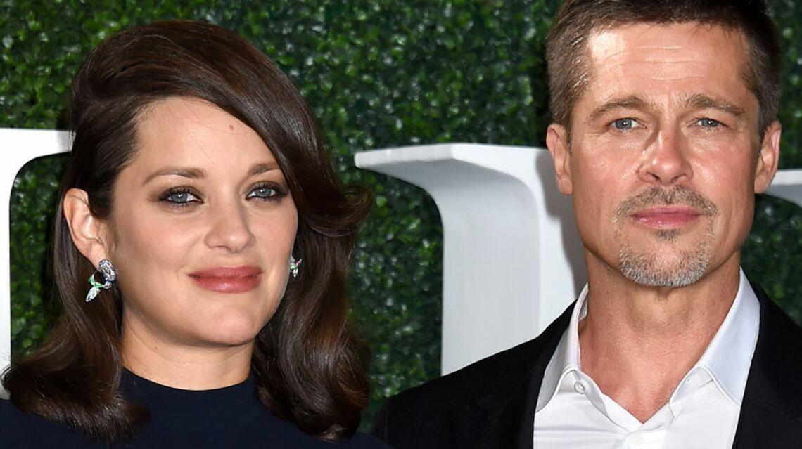 VIDEO – Grosse gêne entre Marion Cotillard et Brad Pitt devant les photographes