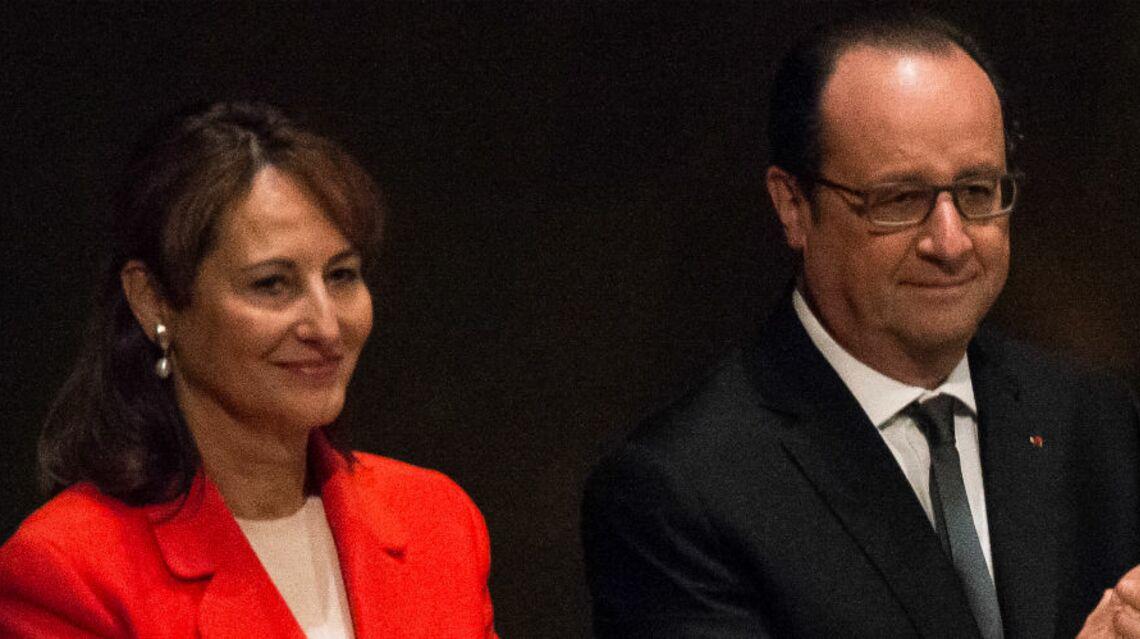VIDEO – Ségolène Royal fan de Black M? La ministre se déhanche devant François Hollande hilare