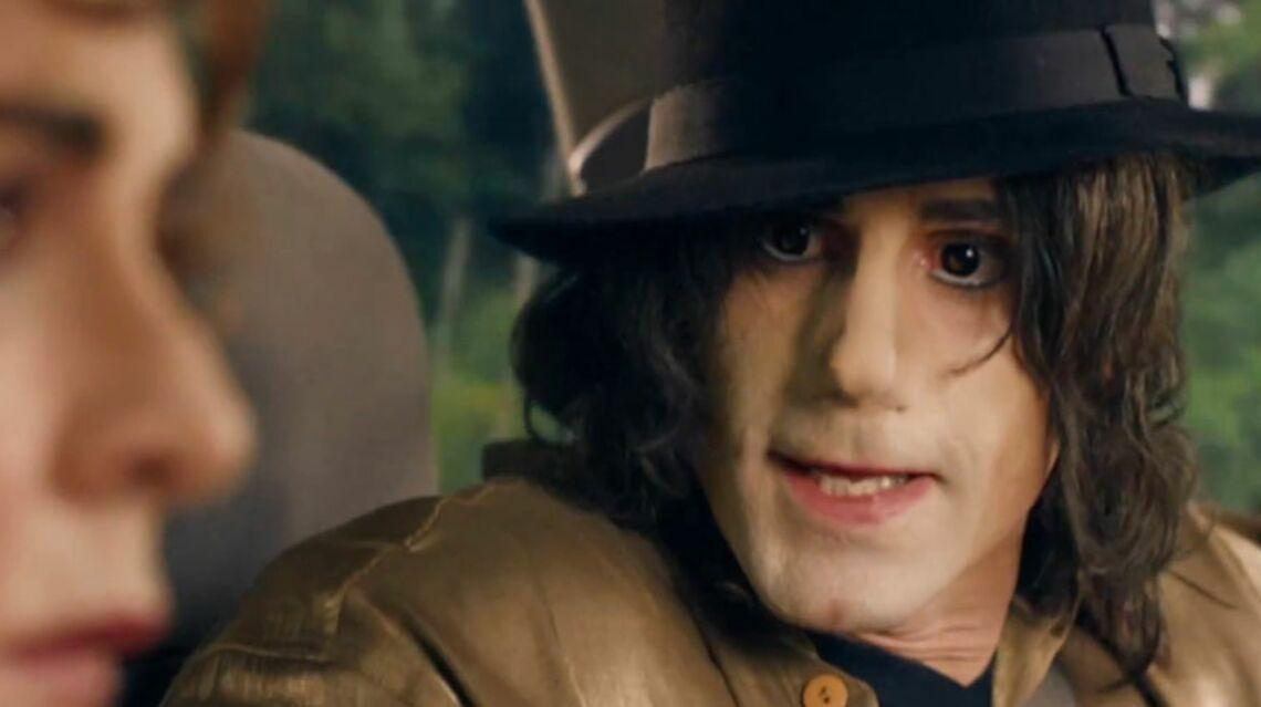 VIDEO – Regardez Joseph Fiennes, l'acteur blanc qui va jouer Michael Jackson