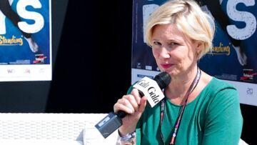 VIDEO- Quand Maïtena Biraben a confondu Pierre Bachelet et Yann Queffelec à la télé suisse!