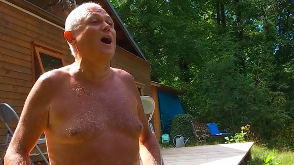 VIDEO – On a retrouvé Richard Cross, le coach vocal de la Star Academy… il s'est converti au naturisme