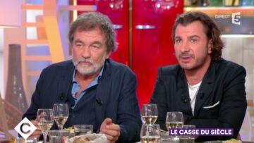 VIDEO – Son ami Olivier Marchal témoigne: Benoît Magimel «se soigne et va très bien»
