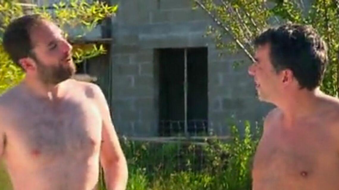 VIDEO – Quand Stéphane Plaza dévoile ses fesses dans Chasseurs d'appart