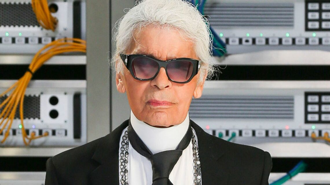 VIDEO GALA – Karl Lagerfeld tacle Yves Saint Laurent dans l'émission « Stupéfiant »