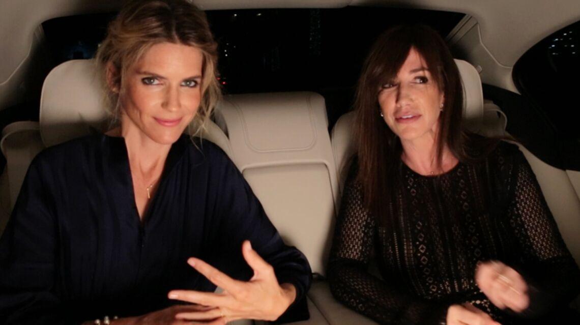 """VIDEO – Alice Taglioni: """"Pour mon premier Cannes, j'avais une robe Zara et mon collier de chien"""""""