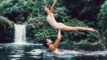 VIDEO – Sylvie Tellier et Christophe Licata rejouent Dirty Dancing