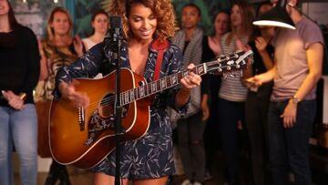 VIDEO GALA – Tal chante «Are we awake» dans L'Appart' de Gala