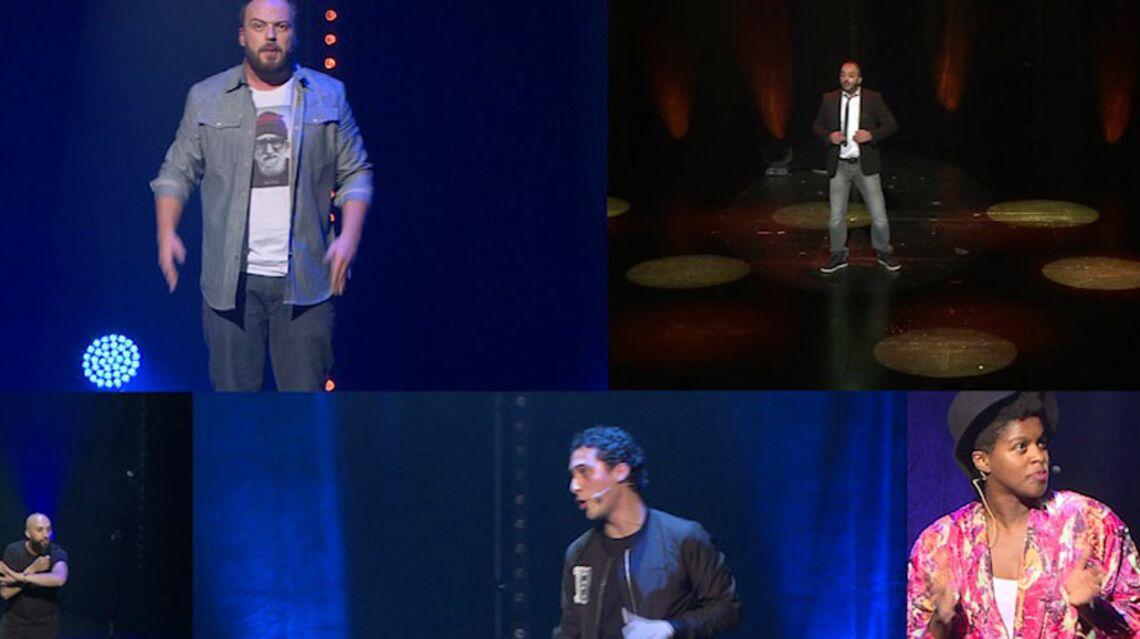 VIDEO GALA – La Troupe du Jamel Comedy Club à l'appart' Gala