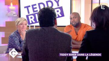 VIDEO – Teddy Riner ministre des Sports? «Il ne faut pas fermer les portes»