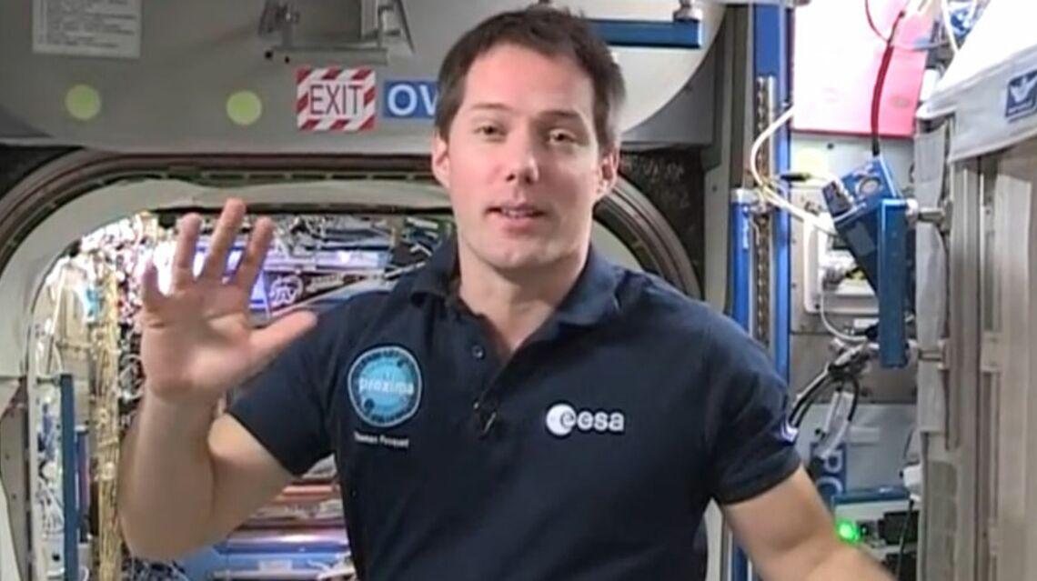 VIDEO – Thomas Pesquet nous fait visiter sa chambre à coucher de l'espace