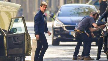 VIDEO- Tom Cruise en tournage à Paris, et toujours loin de sa fille Suri