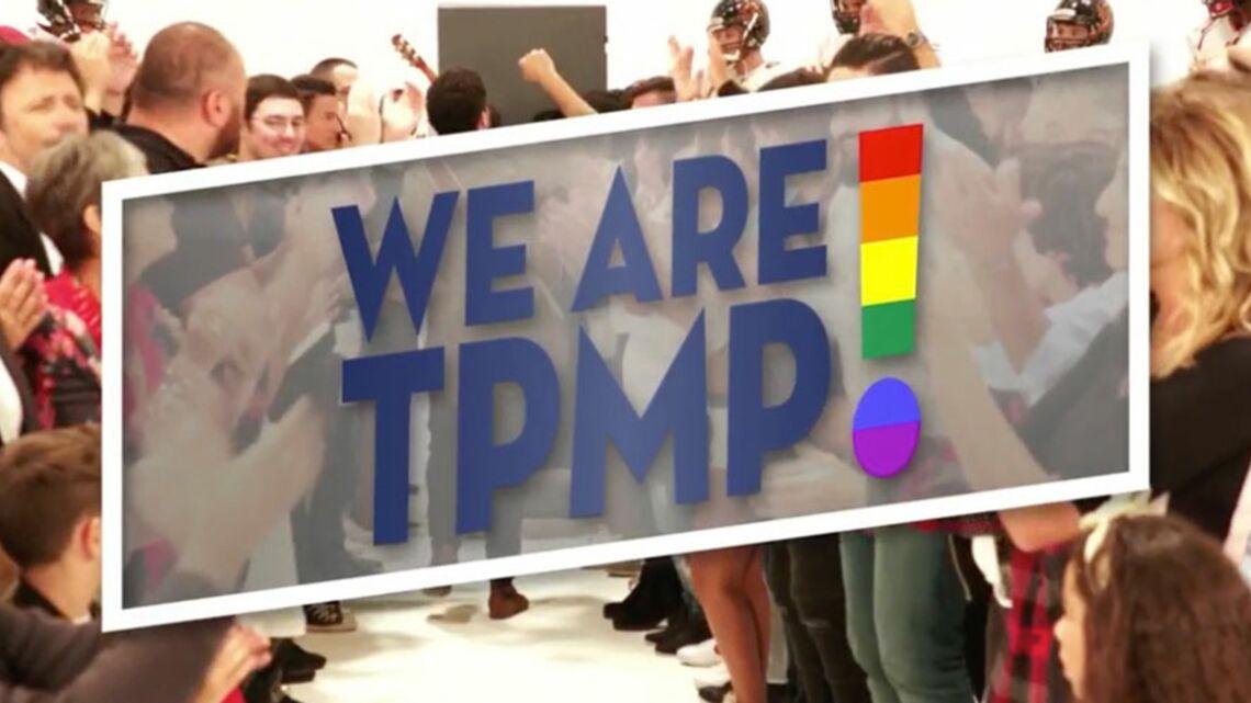 VIDEO – Pour le retour de TPMP, Cyril Hanouna présente un nouveau générique très pacifique.