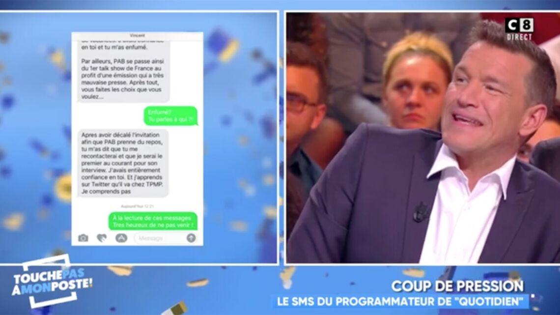 VIDEO – Quand Cyril Hanouna dénonce les méthodes de son rival Yann Barthes à l'antenne