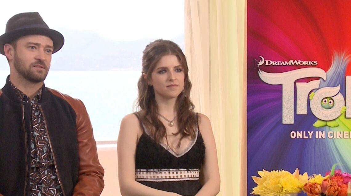 VIDEO GALA – Justin Timberlake: «Mon français est de la m…!»