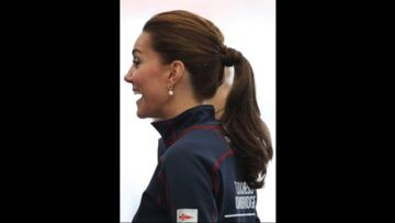Tuto coiffure: Comme un «hair» de Kate Middleton