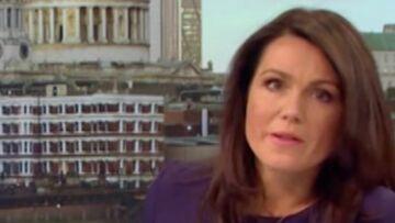 VIDEO – Attentat de Manchester, la présentatrice Susanna Reid fond en larmes en direct