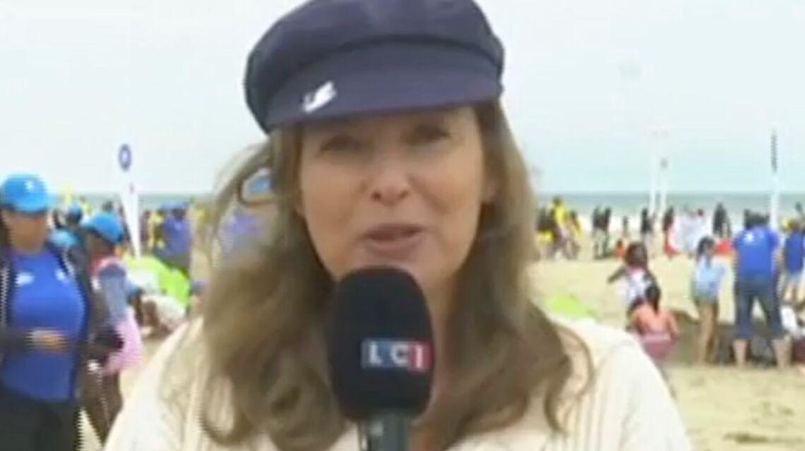 VIDEO – Valérie Trierweiler s'interdit de parler de François Hollande