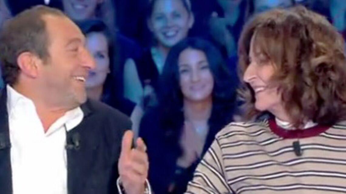 VIDEO – Valérie Lemercier a un petit faible pour Patrick Timsit