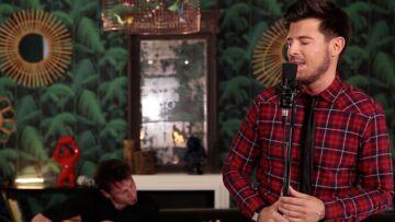 VIDEO GALA – Vincent Niclo chante «Besame mucho» dans L'Appart' de Gala