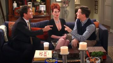 VIDEO – Will and Grace reviennent pour soutenir Hillary Clinton