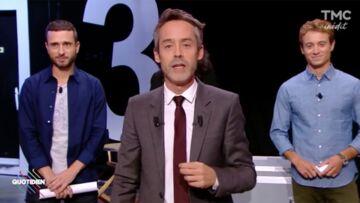 VIDEO – Yann Barthès répond subtilement à Cyril Hanouna après ses accusations: «Get a life»