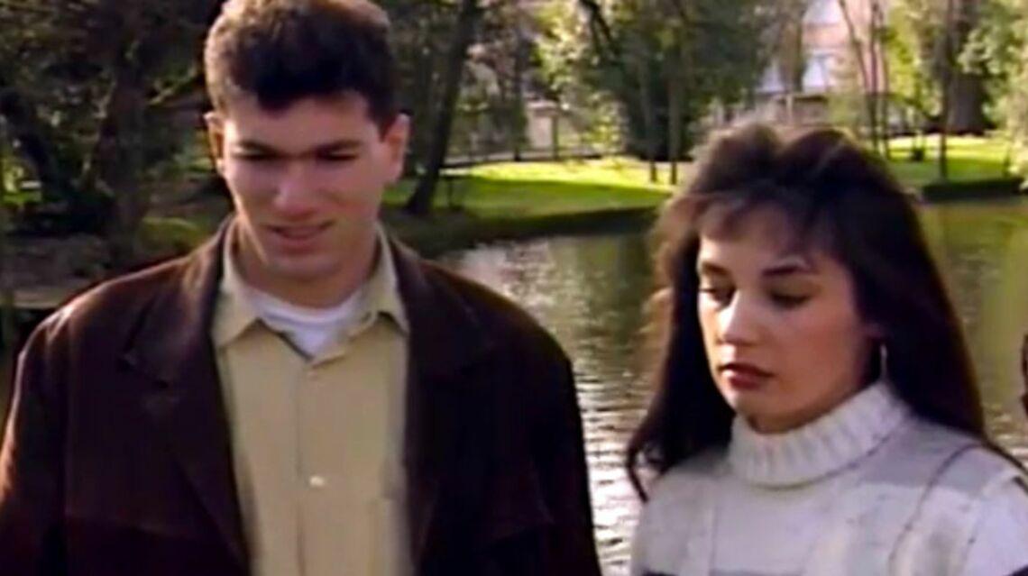 VIDEO – Zinedine Zidane et sa femme, âgés de 21 ans, parlent de leur amour
