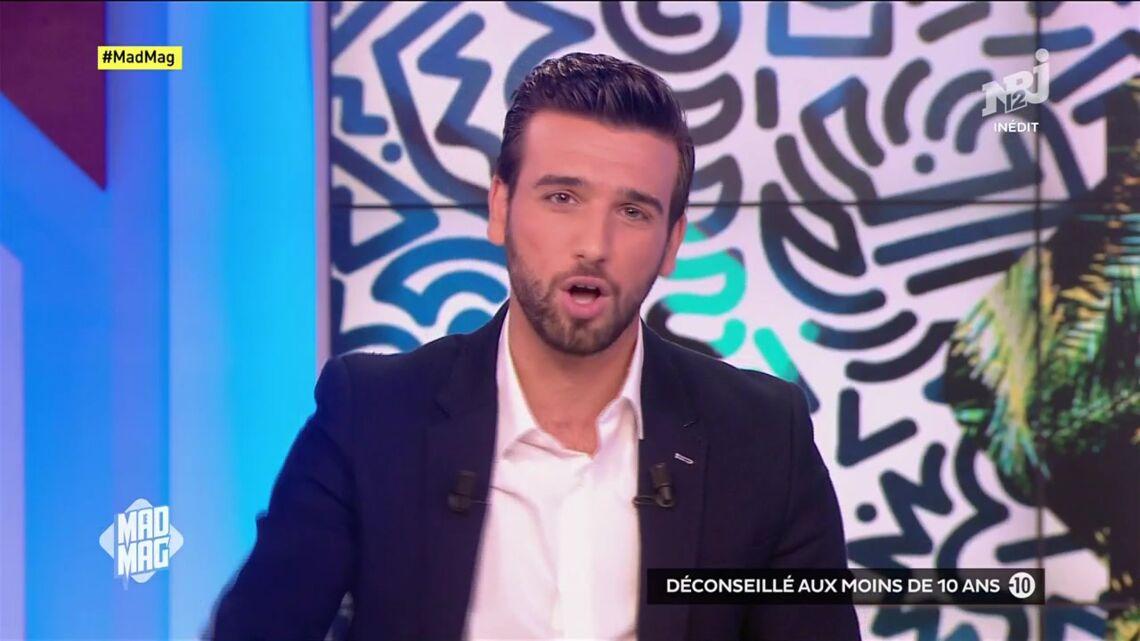 VIDEO – Ayem Nour cambriolée, l'animatrice remplacée aux commandes du Mad Mag