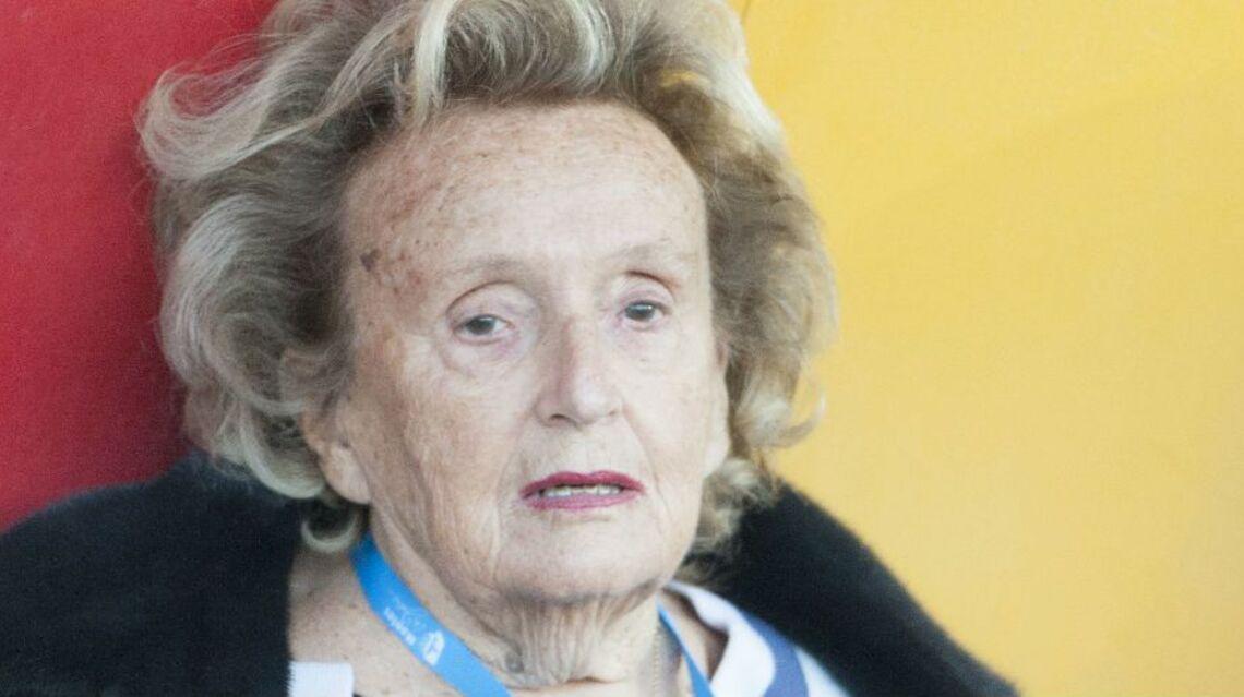 VIDEO – Bernadette Chirac fait une rare apparition publique: l'ancienne Première dame va mieux