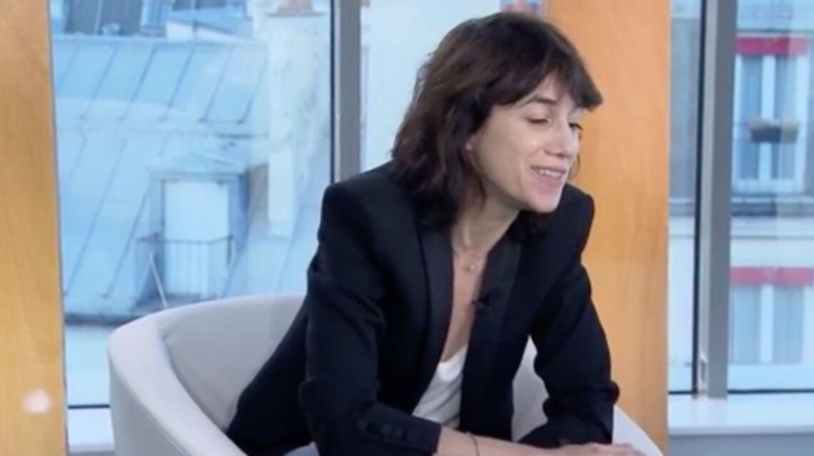 VIDEO – Charlotte Gainsbourg se confie sur la cinéphilie de son père et les films d'horreur qu'il lui montrait quand elle était enfant