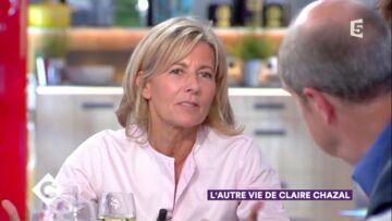 VIDEO – Célibataire, Claire Chazal explique l'importance d'être indépendante financièrement
