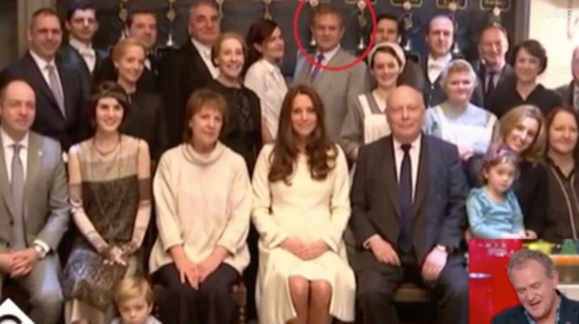 VIDEO – Kate Middleton sur le tournage de Downton Abbey: «Elle est adorable» d'après Hugh Bonneville