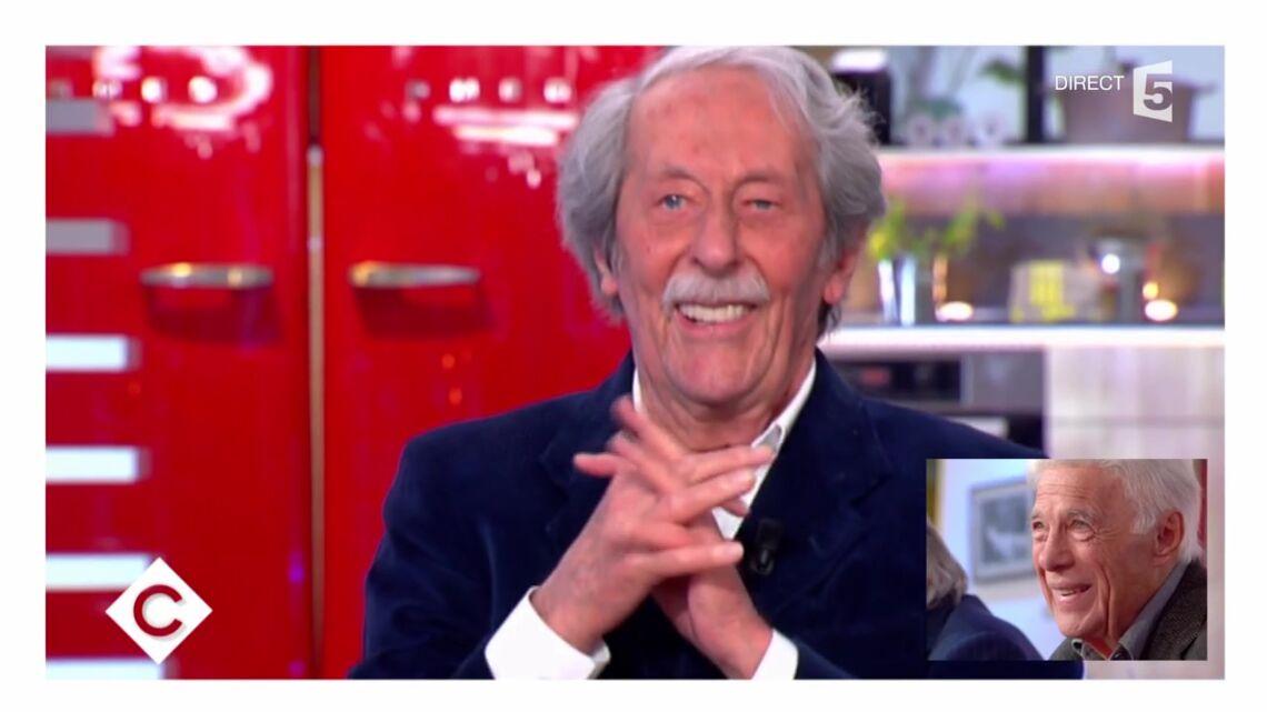 VIDEO – Le jour où Jean Rochefort, très excité, a été obligé de stopper un baiser avec Brigitte Bardot