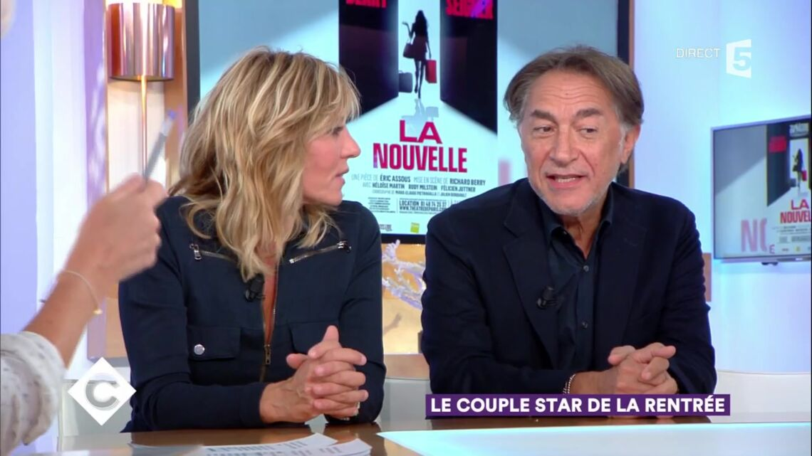VIDEO – La boulette d'Anne-Elisa­beth Lemoine sur l'âge de Richard Berry