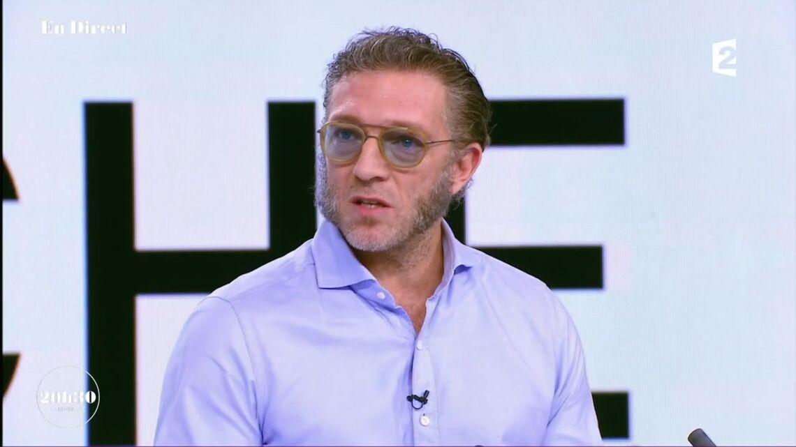 VIDEO – Vincent Cassel provocateur face à Laurent Delahousse