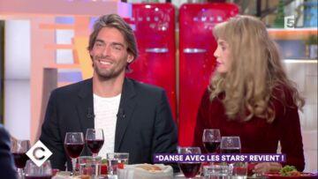 VIDEO – Danse avec les stars: Arielle Dombasle a flashé sur le torse de Camille Lacourt