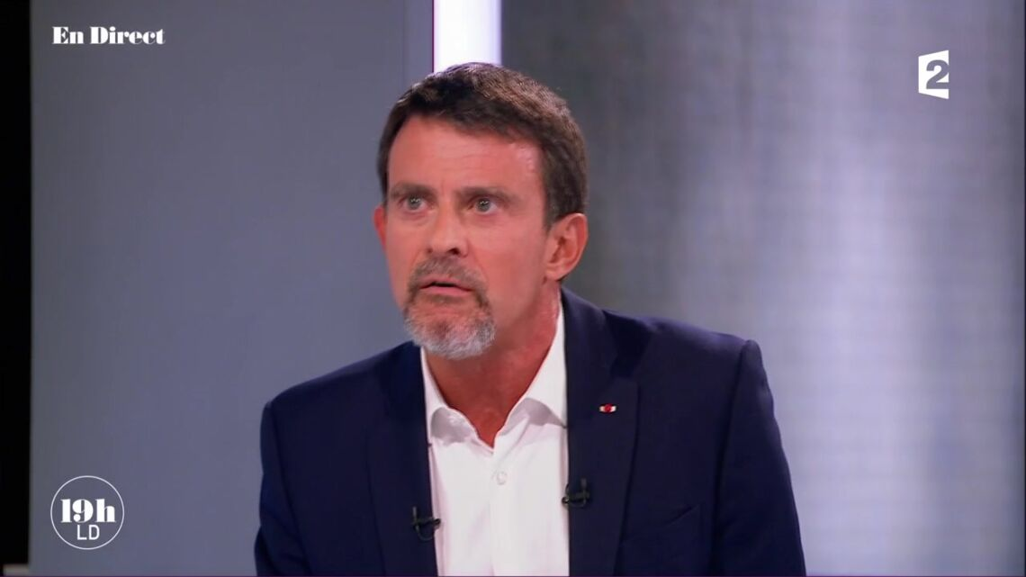 VIDEO – Manuel Valls a changé de look, mais conserve son régime sans gluten