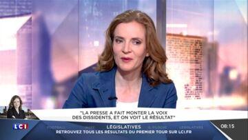 VIDEO – Si Nathalie Kosciusko-Morizet est en difficulté, c'est la faute de Rachida Dati?