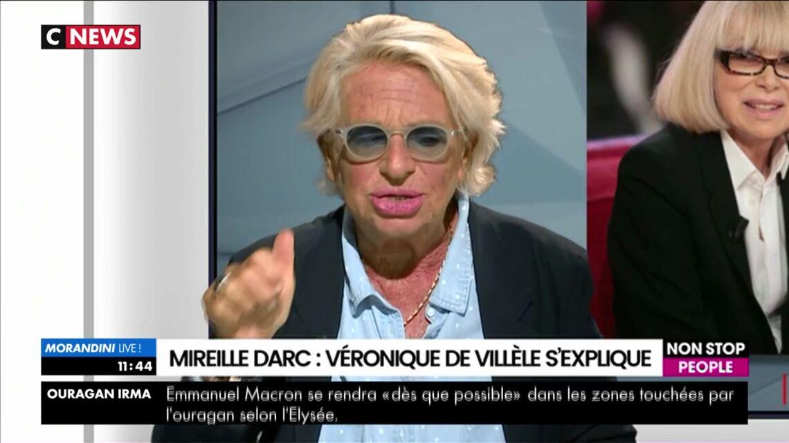 VIDEO – Brigitte Macron absente des obsèques de Mireille Darc: Véronique de Villèle s'explique après la polémique