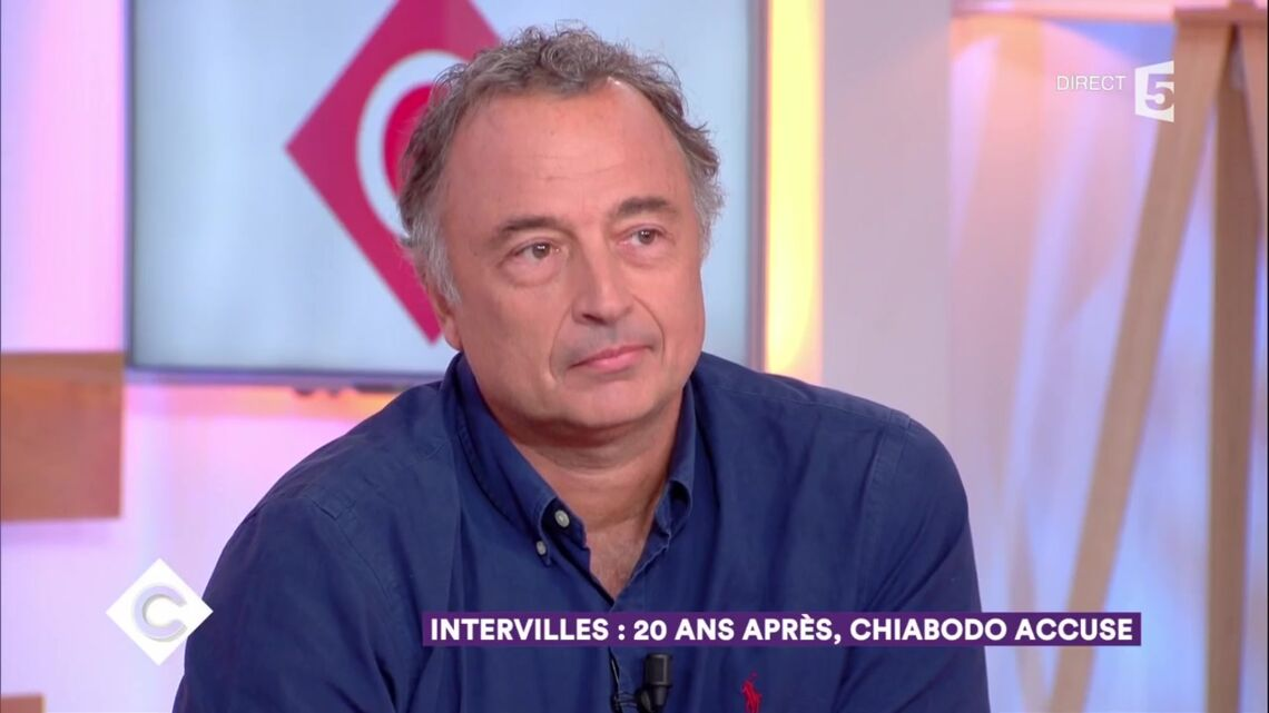 VIDEO – Olivier Chiabodo et ses enfants menacés de mort à cause de l'affaire de la tricherie d'Intervilles