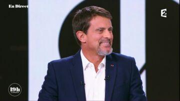 VIDEO – Quand Manuel Valls ne veut pas citer le nom d'Emmanuel Macron