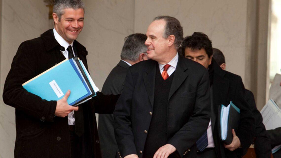 Frédéric Mitterrand… et les garçons du gouvernement