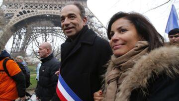 Jean-François Copé: sa femme, son plus précieux soutien