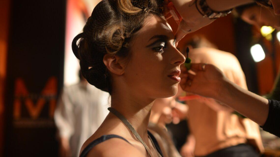 Vidéo- Gemey Maybelline sublime les artistes du défilé Gala