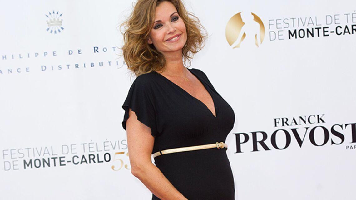 Vidéo- Ingrid Chauvin radieuse et amoureuse au festival de Monte-Carlo